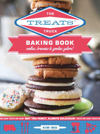 The Treats Truck Baking Book by Kim Ima