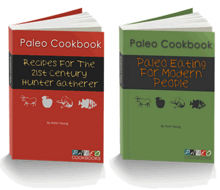 Paleo Cookbooks by Nikki Young